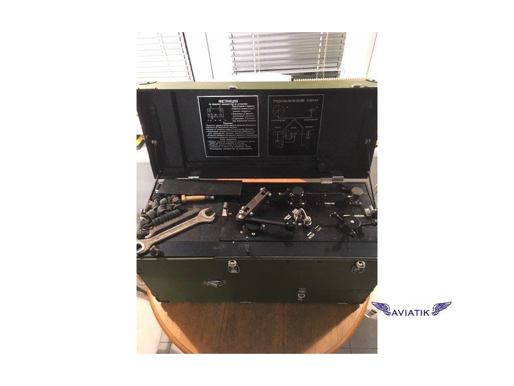 Tester manometrů GUMP300  Tester manometrů