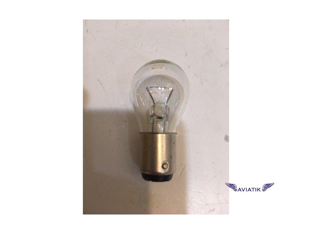 Letecká žárovka SM-28-20-1  Letecká žárovka