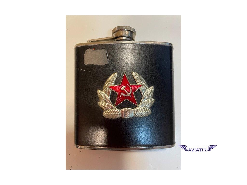 Placatka s ruským znakem