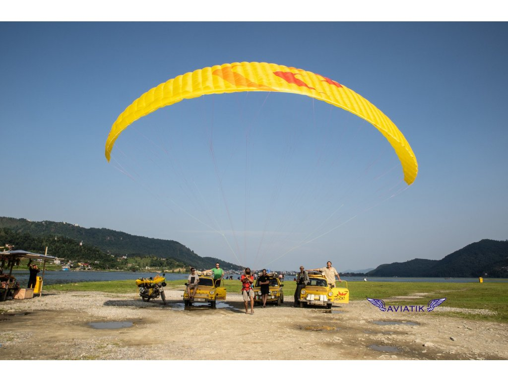 KEA 2  Paragliding