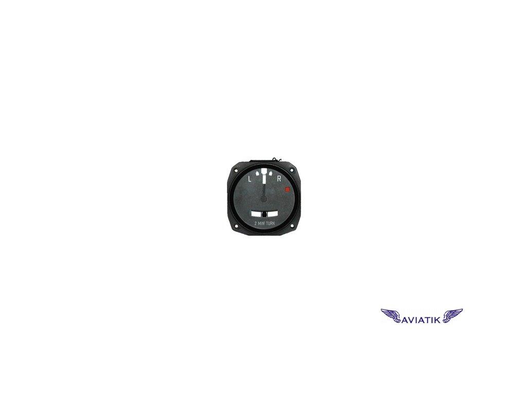 3 palcový zatáčkoměr - typ LUN 1216
