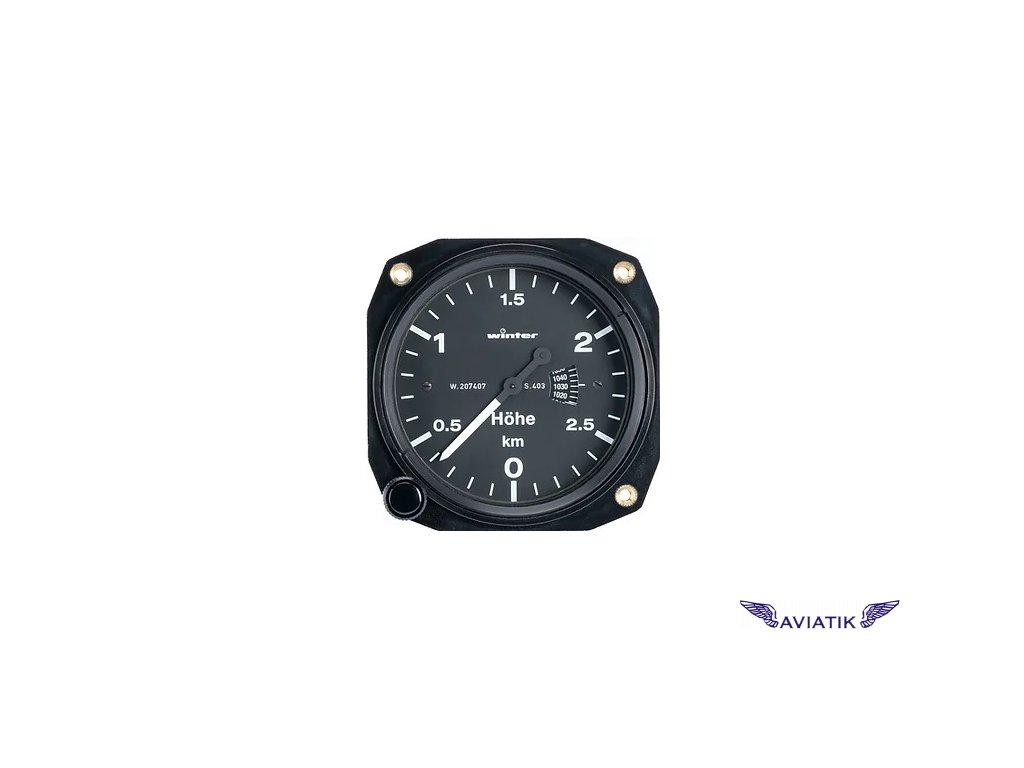 Winter Einzeiger Hoehenmesser 8031 1503 0
