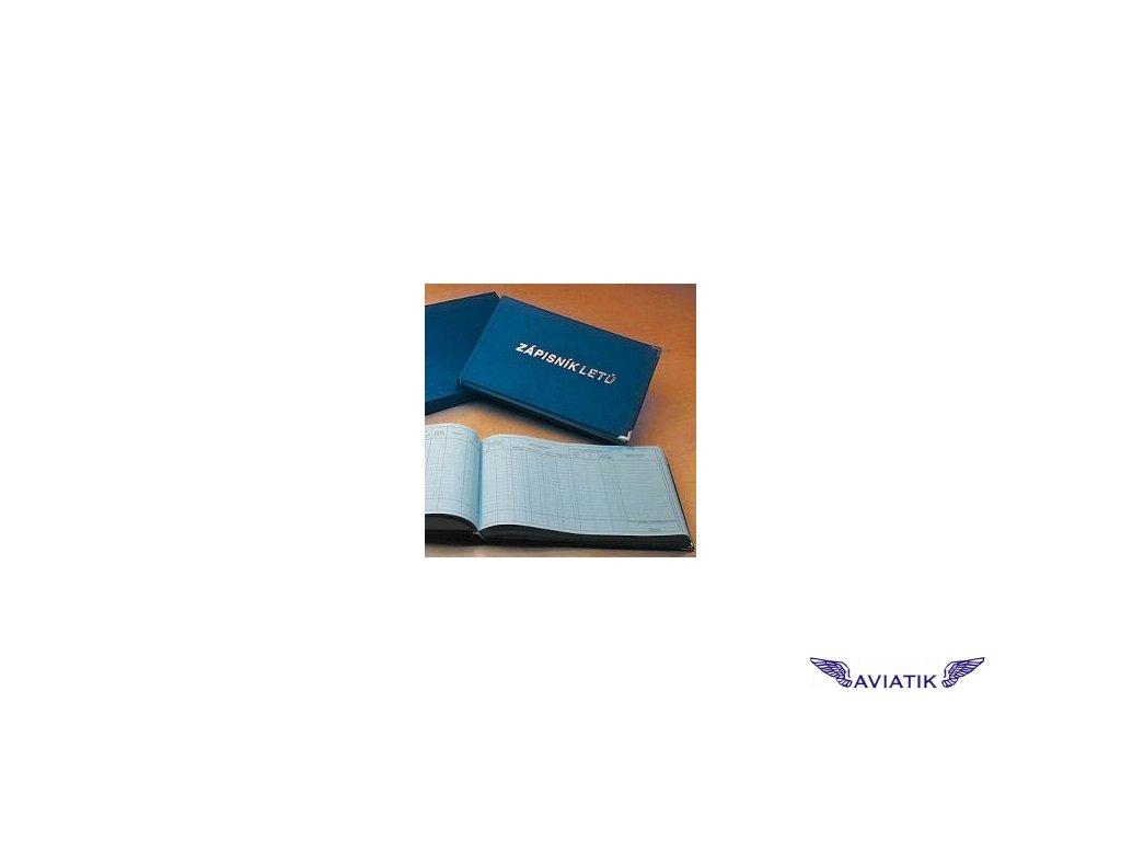 Zápisník letů letouny AVION