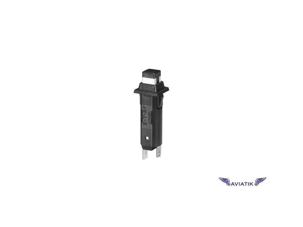 Spínač E-T-A 1110  Termomagnetický jistič  1pólový 1110 ETA