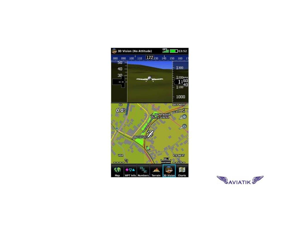 Vylepšení GPS AERA 795/796