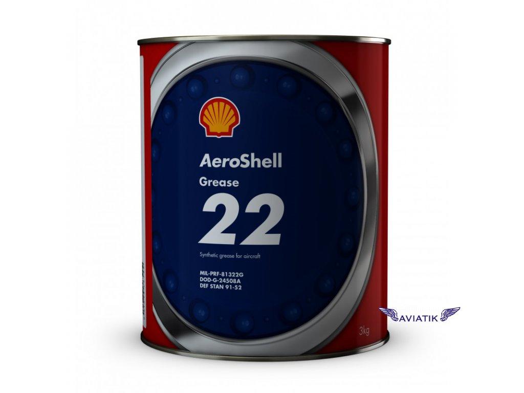 aeroshell grease 22 pot 3kg