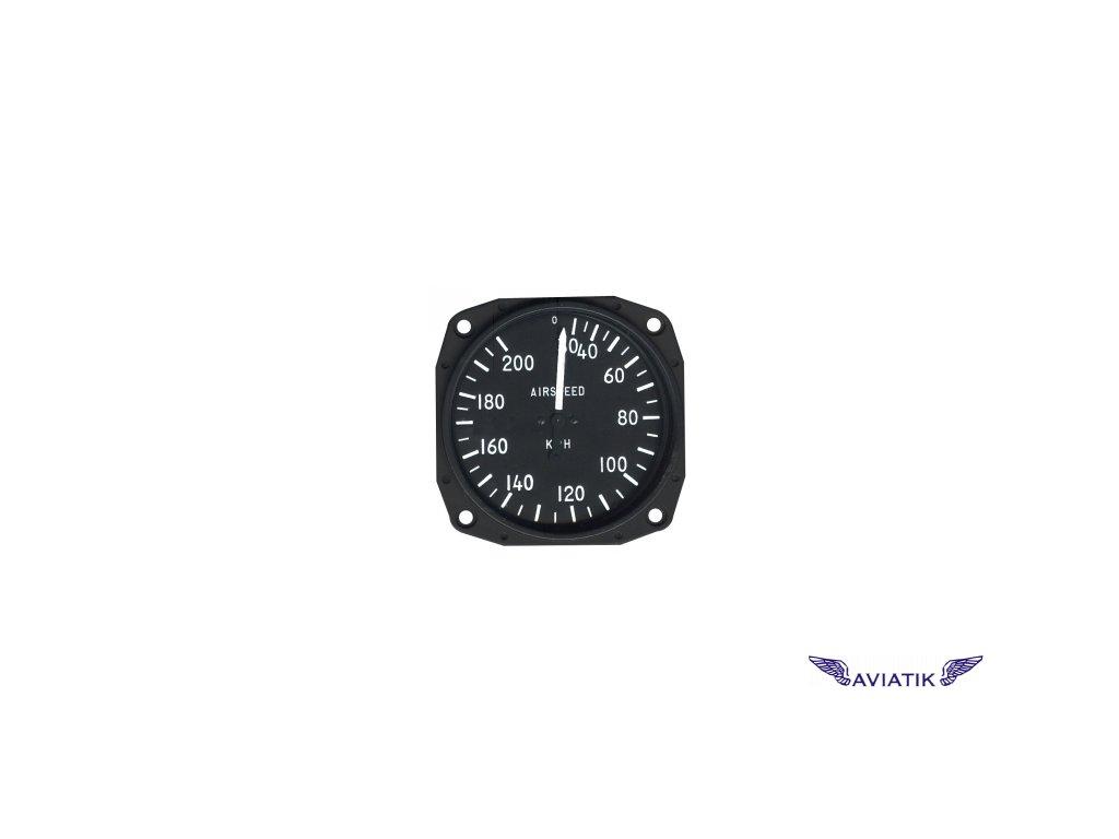 RYCHLOMĚR 0-200 Km/h  ASI200K-3 FALCON Rychloměr 200km/h