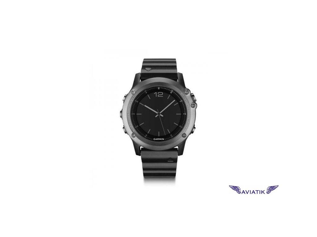 Garmin fenix3 Sapphire Gray