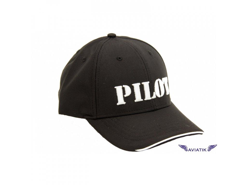 kšiltovka pilot