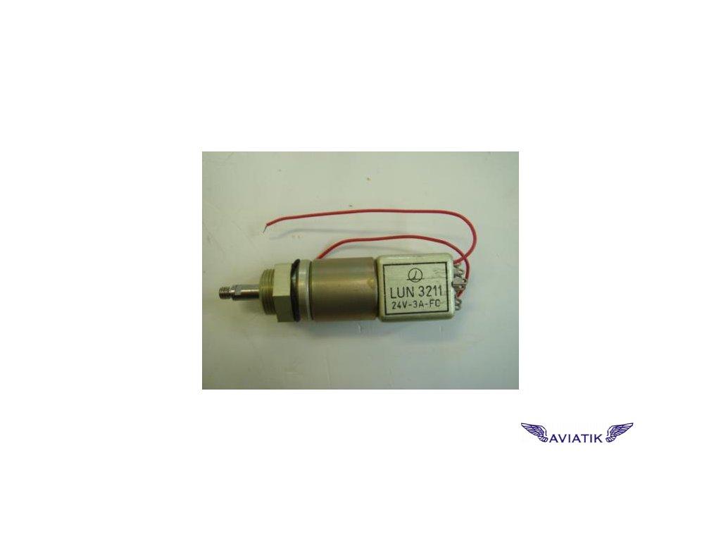 LUN 3211  Tlačítkový přepínač