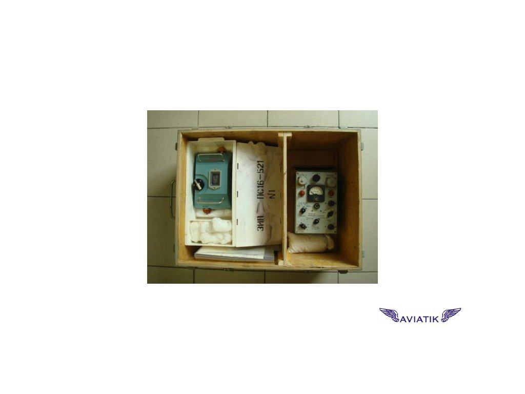 TESTER PS16-521