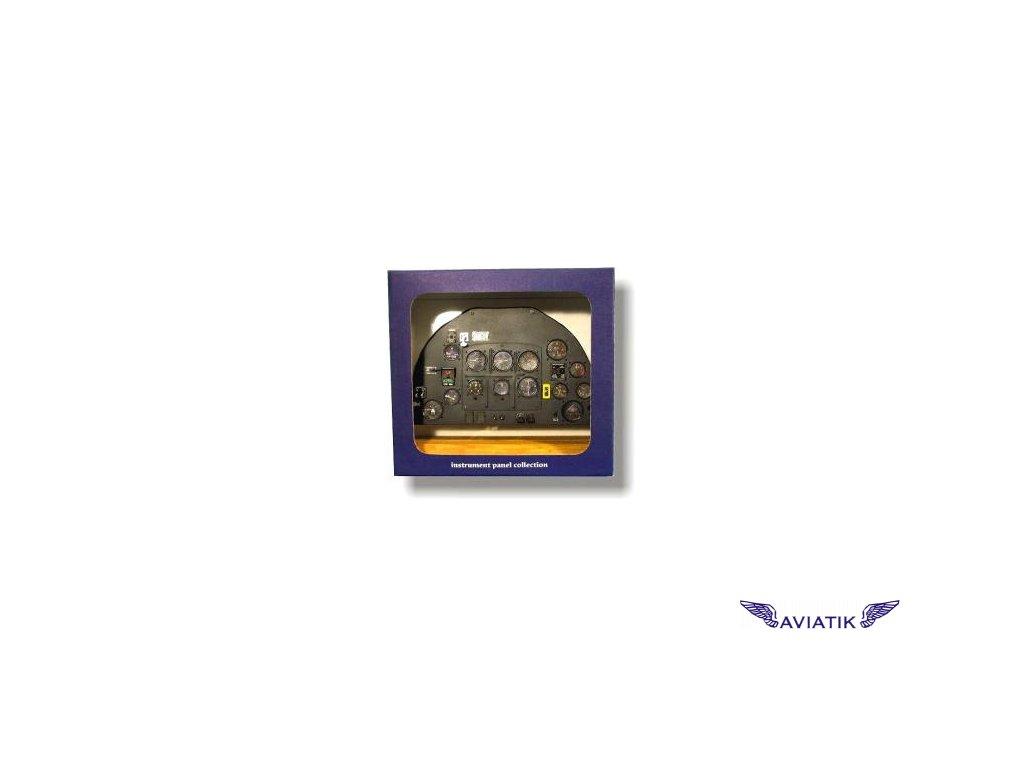 Přístrojový panel - SUPERMARINE SPITFIRE MK IX