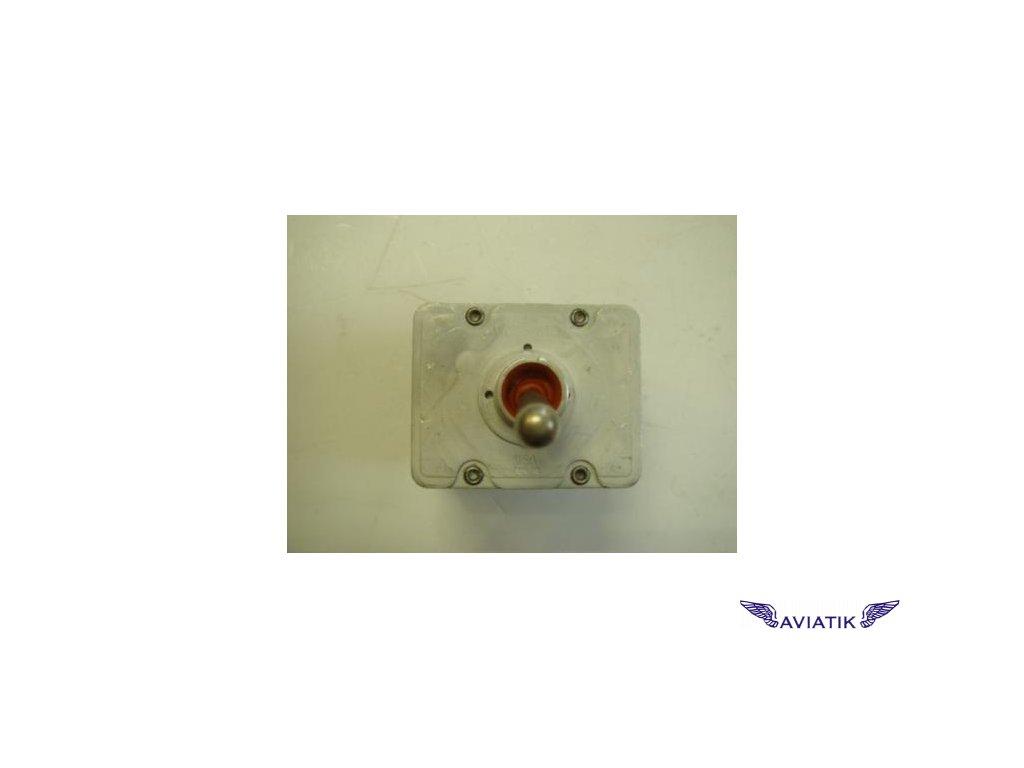 Vypínač MS 24525-23; MS27406-1  TOGGLE SWITCH MS-24525-23