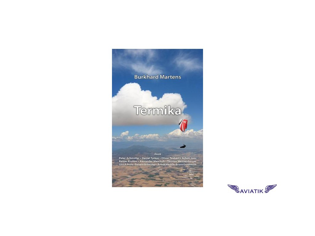 Termika; Burkhard Martens  Učebnice termiky