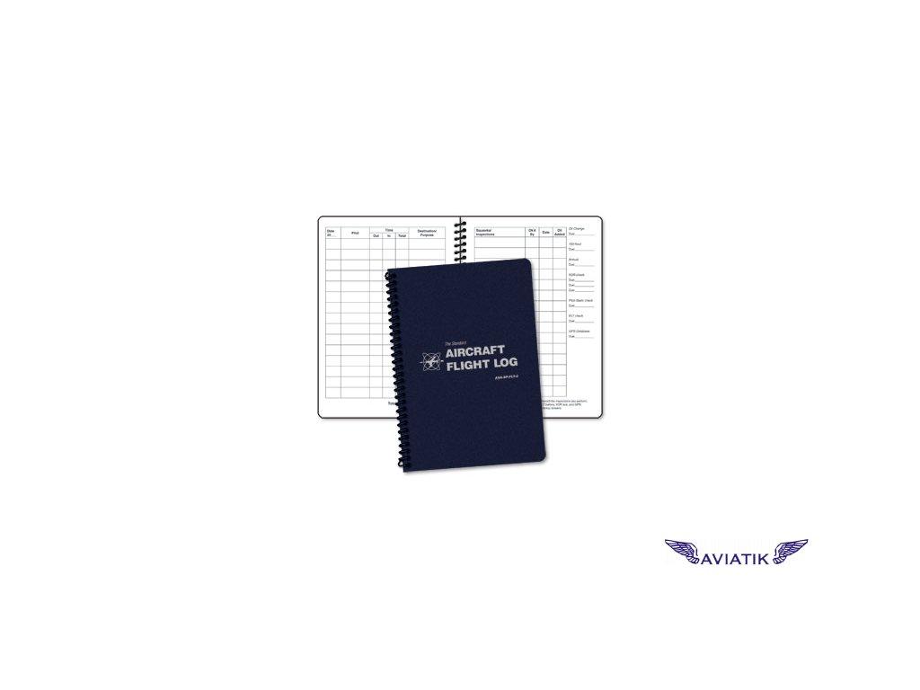 ZÁPISNÍK LETŮ LETADLA  Letadlová kniha