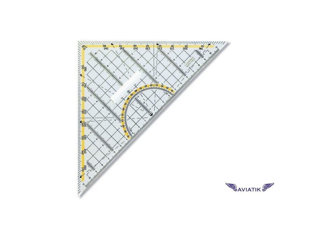 trojuhelnik s držátkem