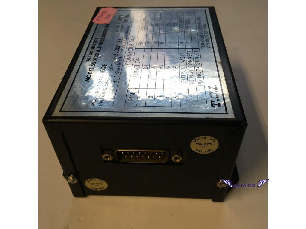 N-Coder T.C.I.  SSD120 20