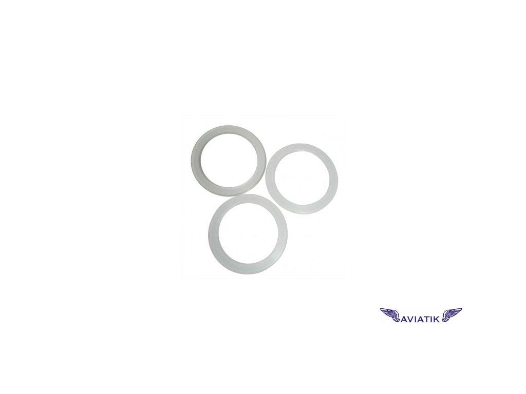 Vymezovací kroužek pro inspekční průchodku