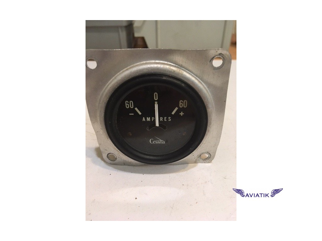Cessna Amperes Indicator