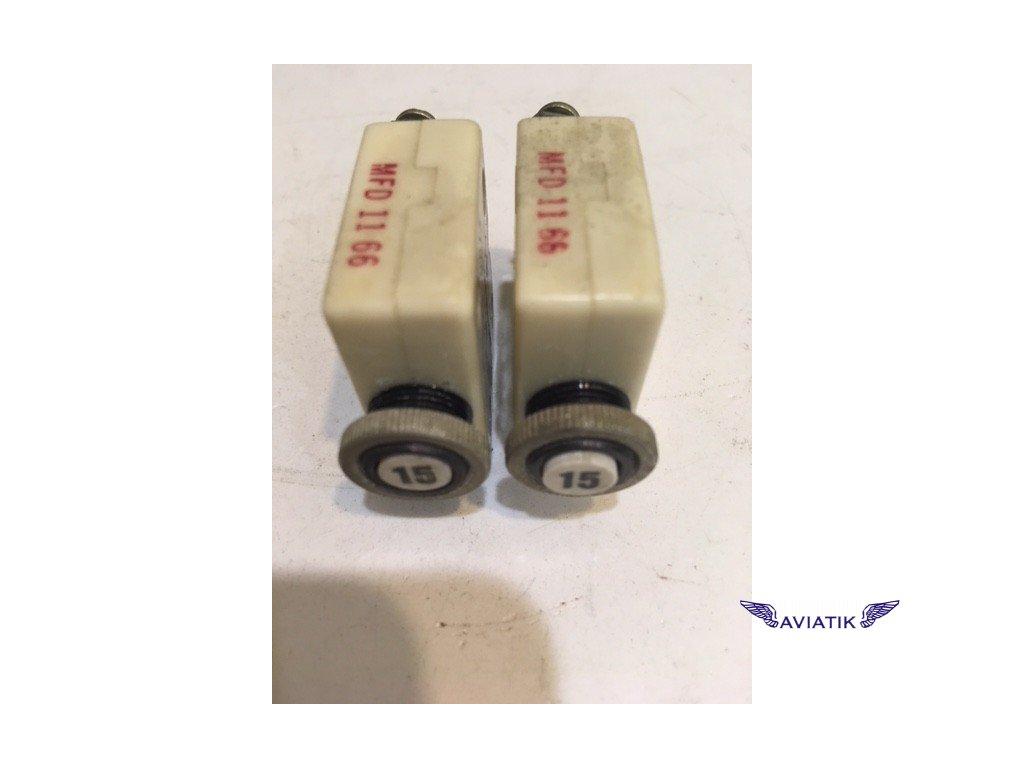 Pojistka 15A S-1360-15  S-1360-15