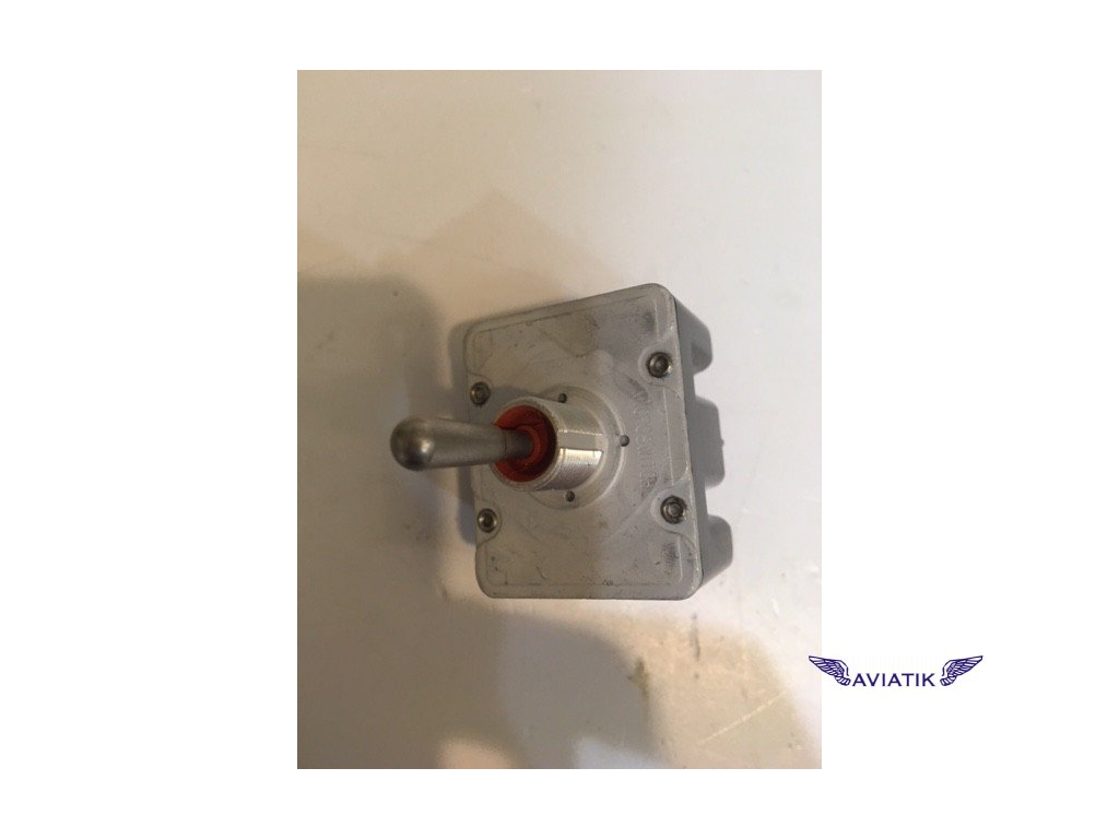 MS24525-23 Toggle Switch, 4 pole, 2 position,