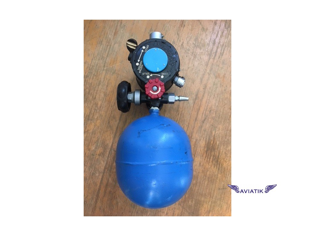 Kyslíková láhev s redukčním ventilem