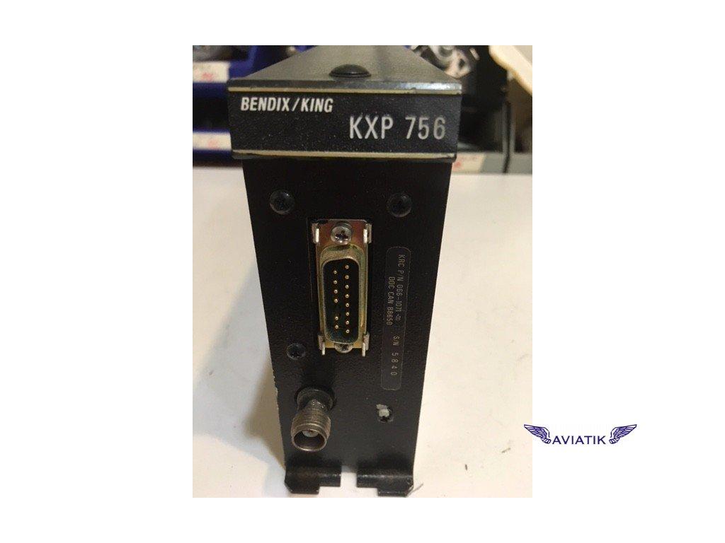 Bendix King KXP 756