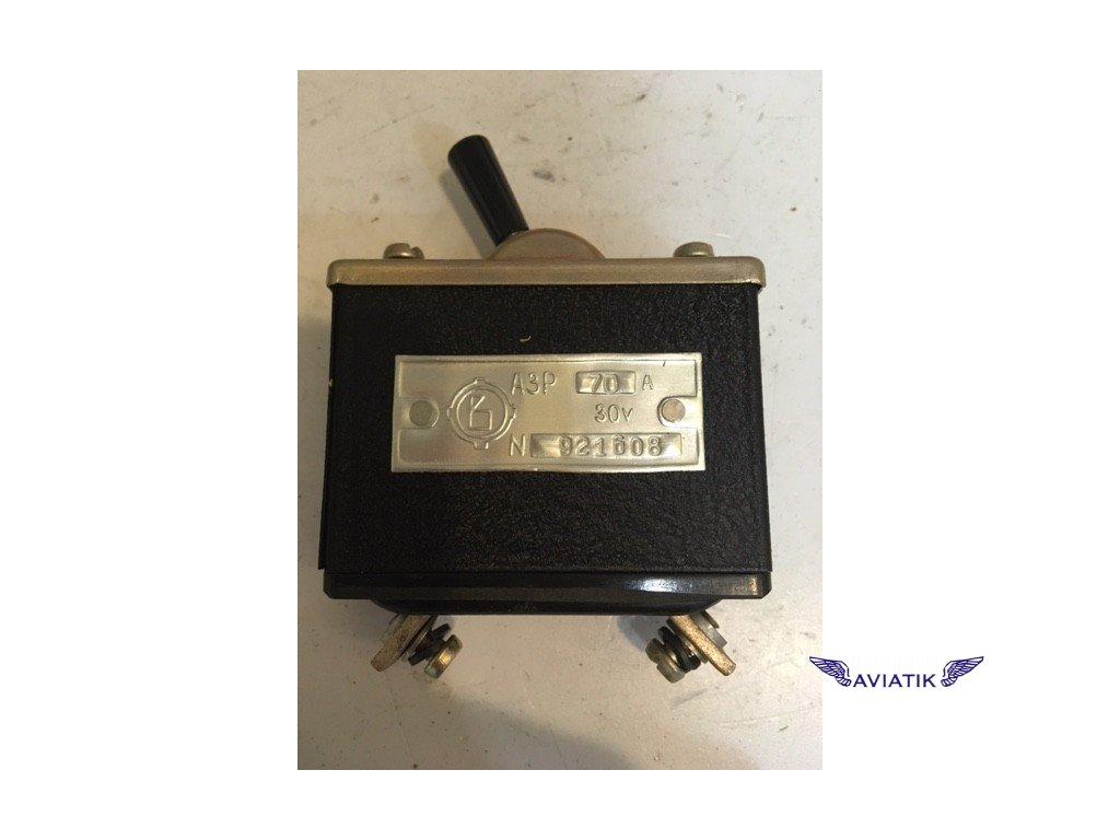 Automatický jistič AZR  AZR 70A