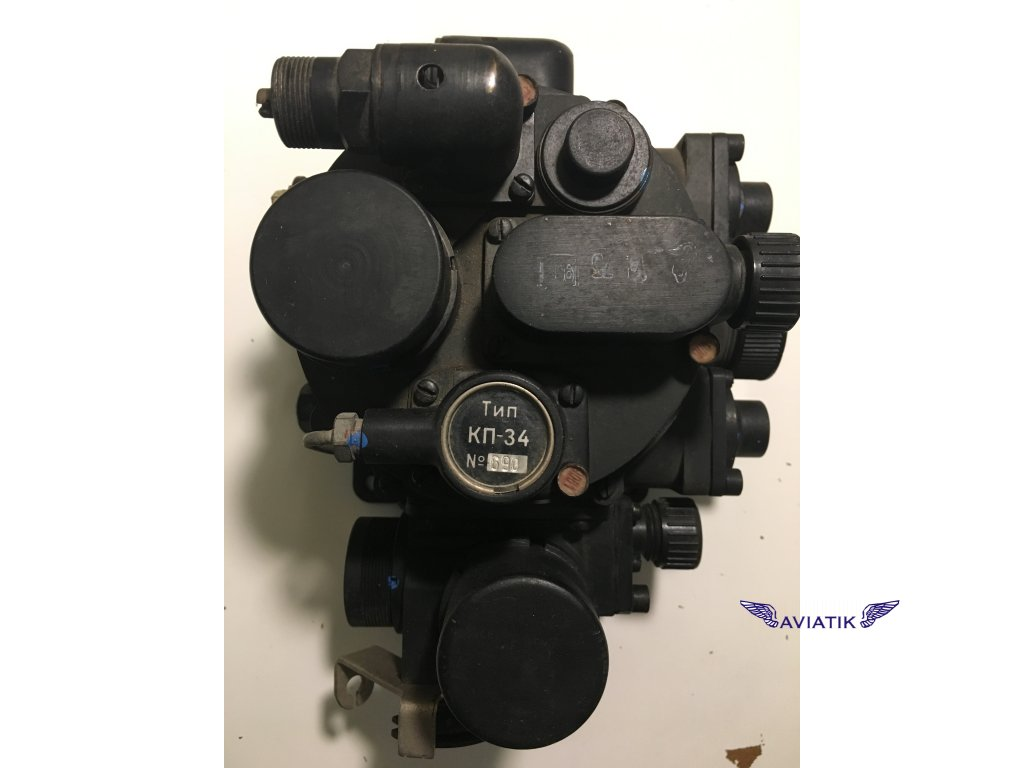 Regulátor kyslíku KP-34