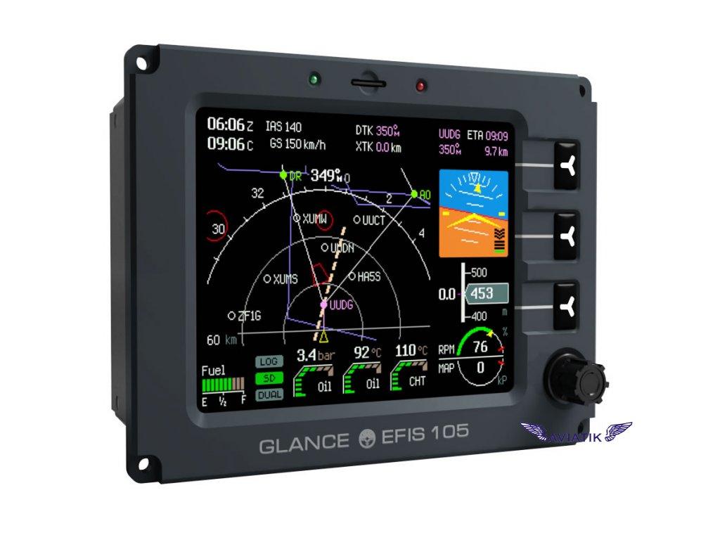 Glance EFIS 105 Navigation 2