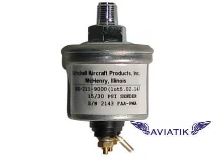 Snímač tlaku oleje P/N 10-25065