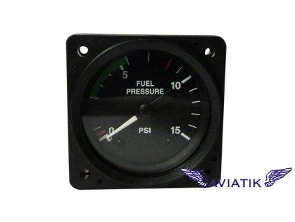 Tlakoměr paliva P/N 10-01082