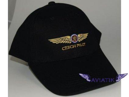 čepice Czech Pilot