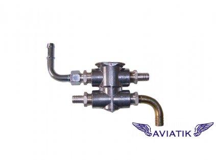 olejový termostat rotax