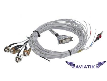 part kbs2 doppelsitzer kabelsatz