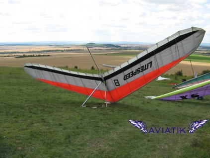 Litespeed 5  Rogalo, Hang glider
