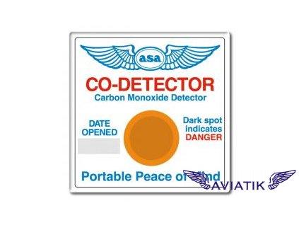 Carbon Monoxide Decoder  CO detektor