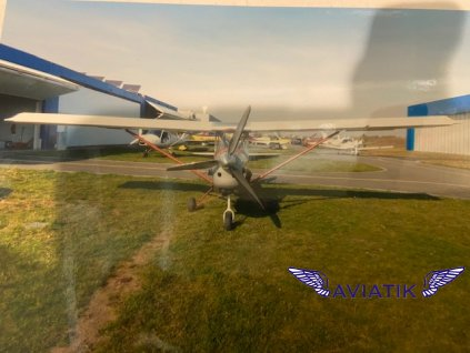 Letadlo AVD 6