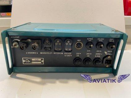 HLAS tranzitorový hlasitý telefón
