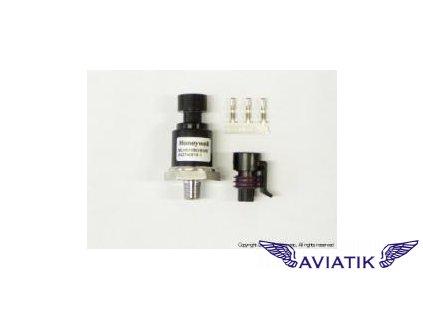 Aktivní snímač tlaku paliva