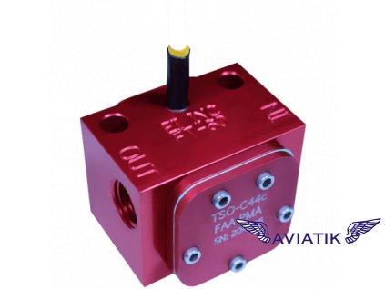 Snímač průtoku paliva FT-60 (Red Cube)