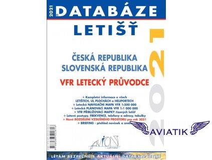 Databáze letišť 2021