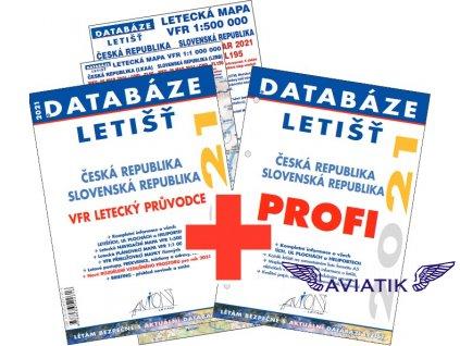 Databáze letišť 2021 profi
