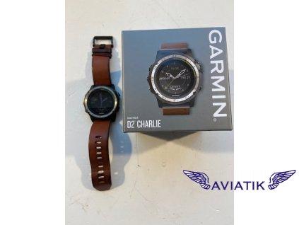 Garmin D2 Charlie letecké hodinky