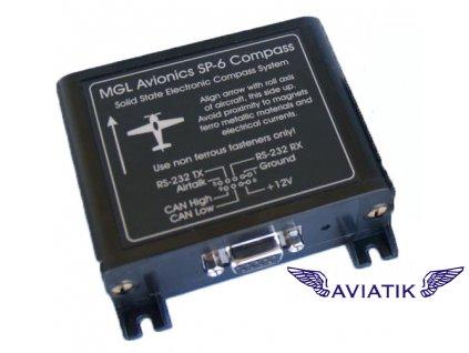 MGL Avionics SP-6 magnetometer