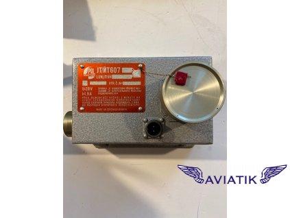 Zapalovací zařízení pro motor M 601 se svíčkama Lun 2201.02-8