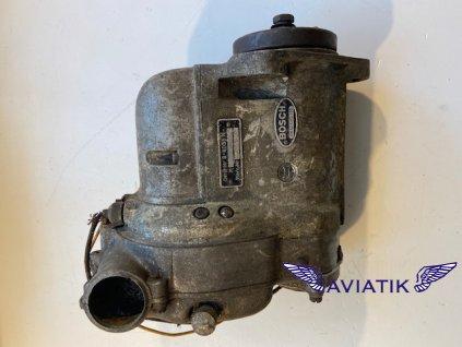 Luftwaffe 2.wk. Bosch magneto GE 12 CRS 195 Jumo 211-F Ju87 Ju88 He111