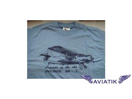 Tričko ANTONOV AN - 2