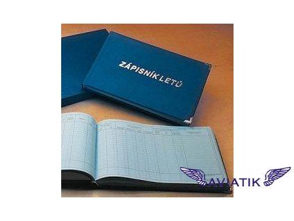 Zápisník letů  pro piloty  dle předpisu JAR-FCL