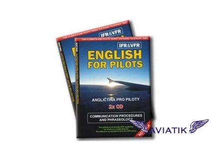 Angličtina pro piloty na 2 CD